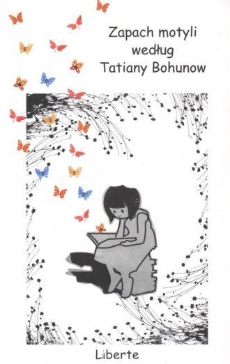 Zapach motyli - okładka książki
