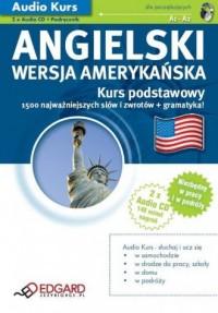 Angielski (wersja amerykańska). Kurs podstawowy (+ 2 CD) - okładka podręcznika