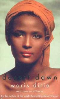Desert Dawn - okładka książki