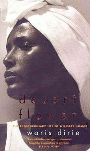 Desert Flower - okładka książki