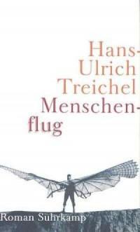 Menschenflug - okładka książki