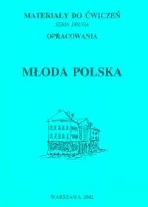 Młoda. Polska. Opracowania - okładka książki
