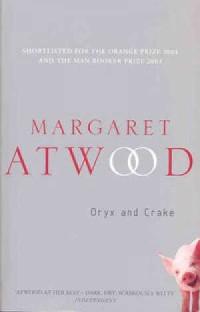 Oryx and Crake - okładka książki
