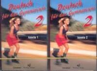 Deutsch fur das Gymnasium cz. 2 - okładka podręcznika