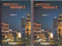 Eurolingua Deutsch 2 - okładka podręcznika