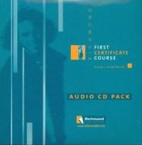 First Certificate Course (CD) - okładka książki