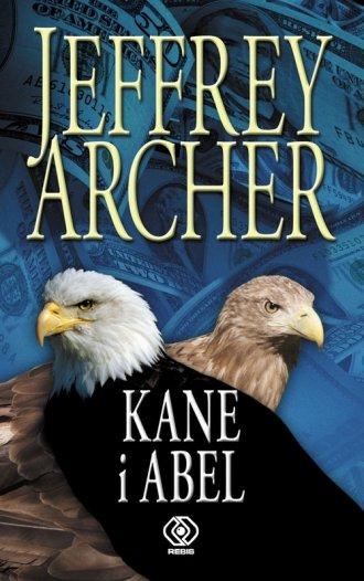 Kane iAabel - okładka książki