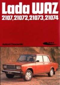 Lada WAZ 2107,21072,21073,21074 - okładka książki