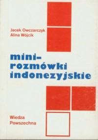 Mini-rozmówki indonezyjskie - okładka książki