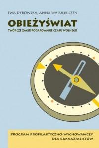 Obieżyświat. Twórcze zagospodarownie czasu wolnego - okładka książki