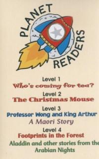 Planet Readers Kaseta audio - okładka książki
