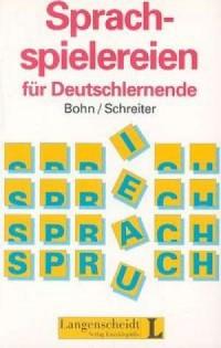 Sprachspielereien fur Deutschlernende - okładka podręcznika