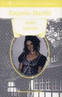 Złota Elżunia - okładka książki