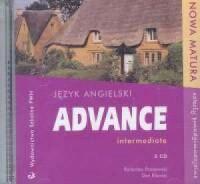 Advance intermediate. Język angielski. Szkoła ponadgimnazjalna (+ CD) - okładka podręcznika