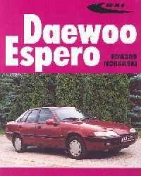 Daewoo Espero - Edward Morawski - okładka książki