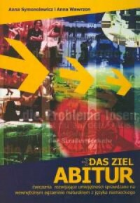 Das ziel abitur - okładka książki