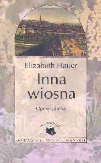 Inna wiosna - okładka książki