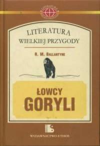 Łowcy goryli - okładka książki