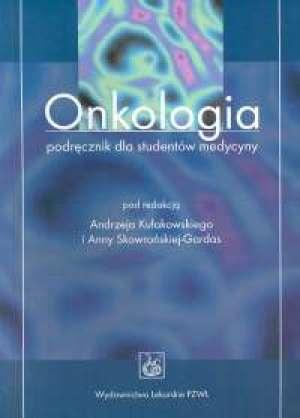 Onkologia. Podręcznik dla studentów - okładka książki