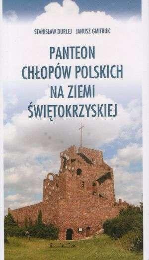 Panteon chłopów polskich na ziemi - okładka książki