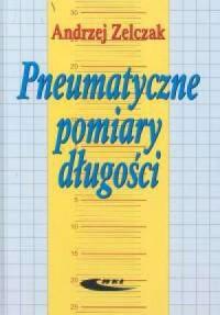 Pneumatyczne pomiary długości - okładka książki