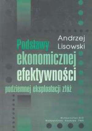 Podstawy ekonomicznej efektywności - okładka książki