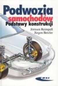 Podwozia samochodów. Podstawy konstrukcji - okładka książki
