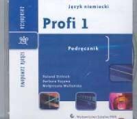 Profi 1. Język niemiecki. Zasadnicza szkoła zawodowa. Podręcznik (CD) - okładka podręcznika