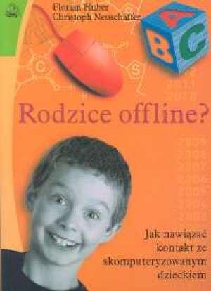 Rodzice offline? - okładka książki