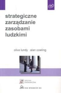 Strategiczne zarządzanie zasobami ludzkimi - okładka książki