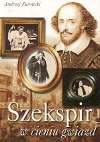 Szekspir w cieniu gwiazd - okładka książki