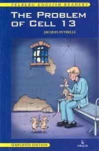 The problem of cell 13 - okładka książki