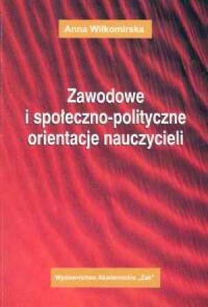 Zawodowe i społeczno-polityczne - okładka książki