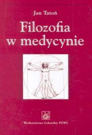 Filozofia w medycynie - okładka książki