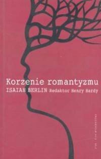 Korzenie romantyzmu - okładka książki