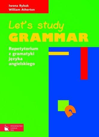 Lets study grammar. Język angielski. - okładka podręcznika
