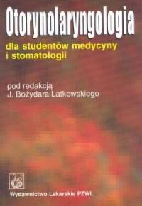 Otorynolaryngologia dla studentów - okładka książki
