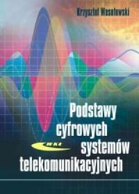 Podstawy cyfrowych systemów telekomunikacyjnych - okładka książki