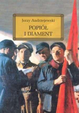 Popiół i diament - okładka książki
