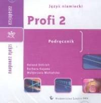 Profi 2. Język niemiecki. Zasadnicza szkoła zawodowa. Podręcznik (CD) - okładka podręcznika