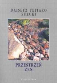 Przestrzeń zen - okładka książki