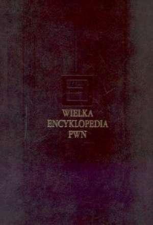 Wielka Encyklopedia PWN. Tom 24 - okładka książki