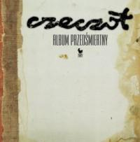 Album przedśmiertny - okładka książki