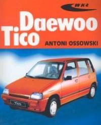 Daewoo Tico - okładka książki