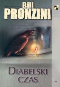 Diabelski czas - okładka książki