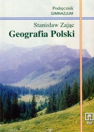 Geografia Polski. Klasa 3. Gimnazjum. - okładka podręcznika