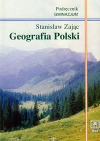 Geografia Polski. Klasa 3. Gimnazjum. Podręcznik - okładka podręcznika