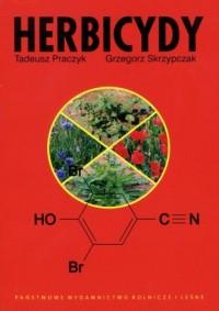 Herbicydy - okładka książki