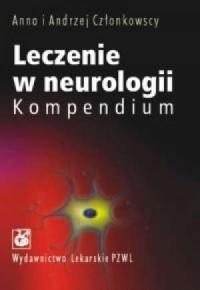 Leczenie w neurologii - okładka książki