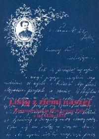 Listy z ziemi naszej - okładka książki